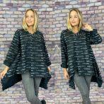 Stella Milani limited ingtunika-fekete