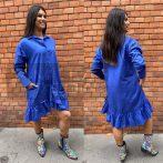 Stella Milani Diana vászon ingruha-királykék