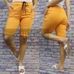 Detti elasztikus vászon térdnadrág-narancssárga