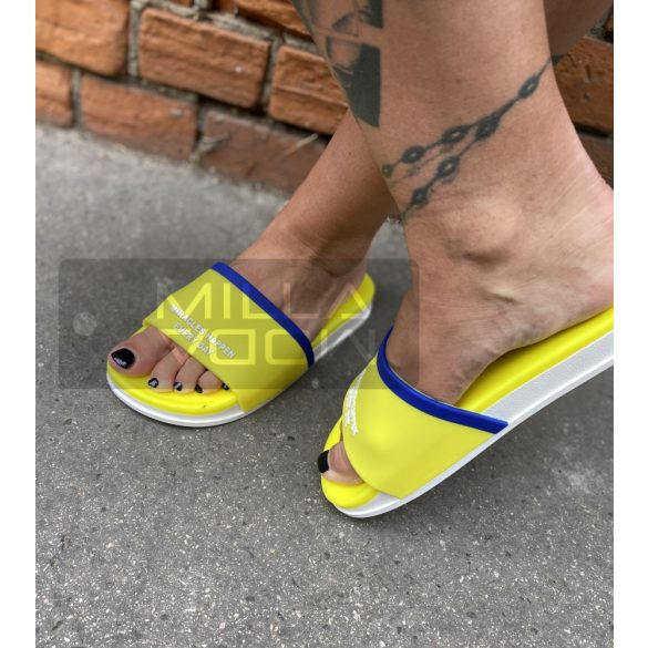 Mirakles papucs-sárga